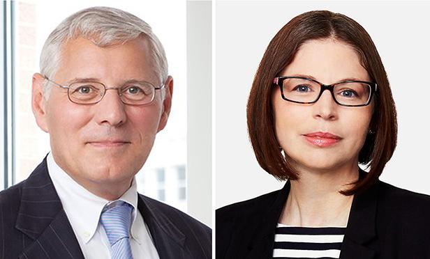 Thomas G. Rohback and Brooke Oppenheimer